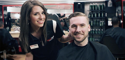 Sport Clips Haircuts of Baxter/Brainerd ​ stylist hair cut